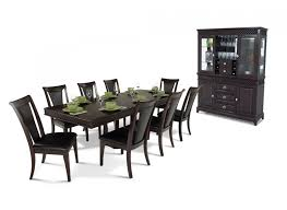 Bobs Furniture Dining Room 11 Piece Dining Room Set Provisionsdining Com
