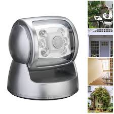 Motion Activated Cordless Light Outdoor Furniture Led Rotatable Motion Activated Cordless Sensor Cord