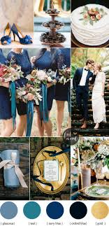 teal wedding fall wedding colors with blue and teal color palette