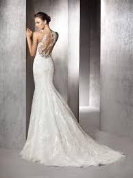 robe sirene mariage st zulima robe de mariée silhouette sirène