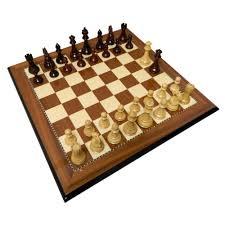 luxury chess set heirloom large praetorian crimson rosewood staunton chess set