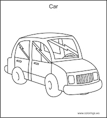 vehicles colouring pages funycoloring