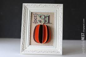 20 crafty days of halloween pumpkin paper crafts see vanessa craft