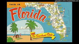 Central Florida Map Central Florida Radio Airchecks December 1991 Youtube