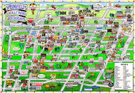 Map Of Springfield Mo Other Towns U2013 Townartist