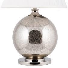 liberty mercury glass lamp base india jane