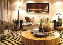 decorating with a modern safari theme african safari themed living room http www fashionsplanet com