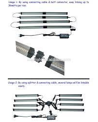 linkable led under cabinet lighting alibaba manufacturer directory suppliers manufacturers