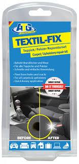 reparation siege cuir atg kit de réparation tapis revêtement sièges tapisserie brûler 13