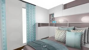 chambre parentale grise chambre parentale marron