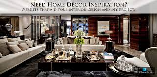 Need Home Décor Inspiration  Websites That Aid Your Interior - Interior design websites home