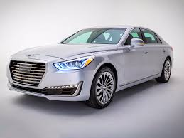 mercedes and hyundai s genesis luxury brand is taking aim at mercedes and bmw