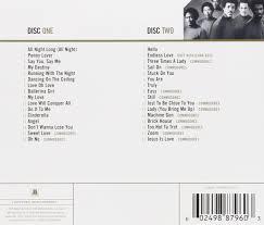 lionel richie the commodores gold 2 cd amazon com music