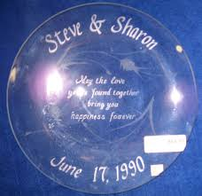 engraved platter wedding gift wedding anniversary engraving ideas wedding gallery