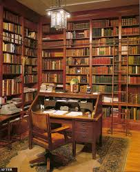 Home Library Design 20 Design Ideas For Your Home Library Victorian Library Loft