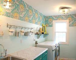 attractive wall borders for bathrooms wallpaper border decor for