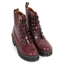 womens ugg leona boots dr martens s leona vintage smooth leather platform boot oxblood
