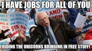 Meme Maker Program - bernie s put america to work program imgflip