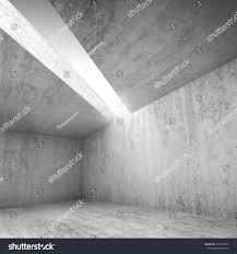 Concrete Ceiling Abstract Architecture Square Background Empty Concrete Stock