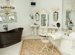 Chic Bathroom Ideas by Shabby Chic Bathrooms On A Budget Square White White Modern Sink