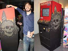 japanese arcade cabinet for sale gamesetwatch custom babycastles arcade cabinets for sale