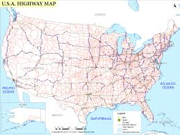 map us states highways route map usa major tourist attractions maps best of