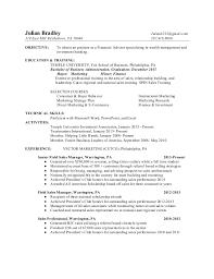 Financial Advisor Resume Samples Julian Bradley Financial Advisor Resume