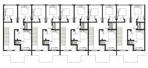 Apartment Floor Plan Philippines Philippine Autocad Operator The Go 5 Door Apartment