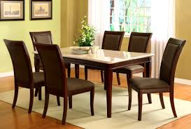 dining room handsome granite top dining table and how choose the