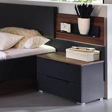 Schlafzimmer Kommode Nussbaum Schwarz Rauch Amado Schwarz Nussbaum Möbel Letz Ihr Online Möbel Shop