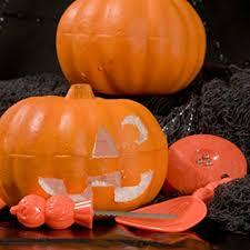 foam pumpkins carvable foam pumpkins 6 no mess lasting