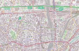 Map Paris France by File 18e Arrondissement Paris France Open Street Map Png