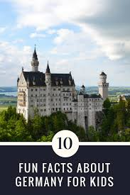 10 fun facts about germany for kids multicultural kid blogs