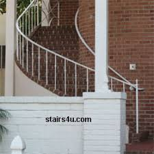 curved stairs construction and building