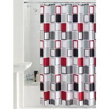 Hookless Shower Curtain Walmart 17 Mainstays Aperture Fabric Shower Curtain Walmart Com Dj U0027s