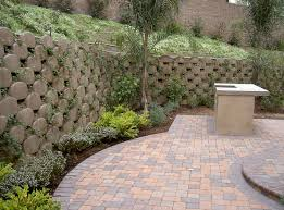 garden walls soil retention