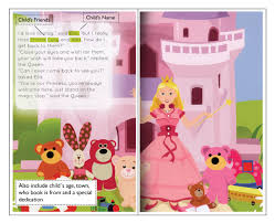Personalised Keepsake Story Book For Children By My My Princess Adventure Personalised Book Birthday Gift
