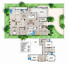 mediterranean house plans with pool best of 2 story house plans with pool house plan