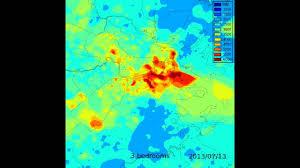 Map Boston Area by Boston Area Housing Price Animated Heat Map Youtube