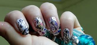 butterfly nail art tutorial with detailed steps and pictures