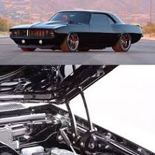 1969 camaro tail lights fesler billet 1969 camaro tail lights in black with smoked lenses