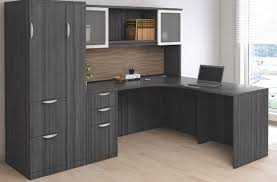 Grey Office Desk Introducing Our New Coastal Grey Finish Modern