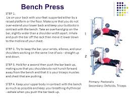 Bench Press Breathing Arnold Press Step 1 Sit On A Flat Bench And Hold A Pair Of