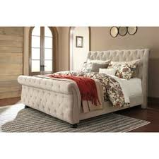 Upholstered Bed Frame Cole California by Signature Design By Ashley Beds For Less Overstock Com