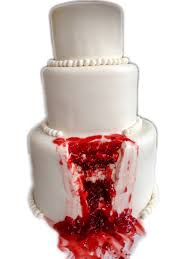 Halloween Wedding Cake by Bridal Gallery U2014 Fabipops