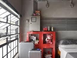 interior beautiful modern small studio apartment design