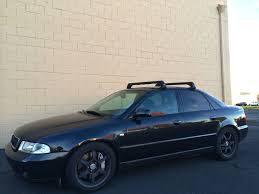 Jetta Roof Rack by Oem Votex Roof Rack Bars For 1996 2001 B5 Audi A4 Or S4 250