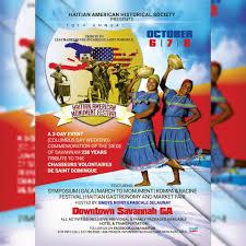 haitian american monument festival underestimated diamond team
