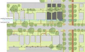 Infill Lot by Uic Proposes Three Infill Homes In City U0027s Skinker Debaliviere