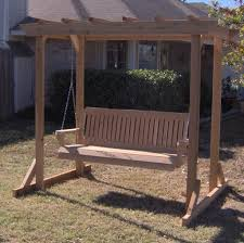 this item combines an all cedar garden arbor with one of our hand